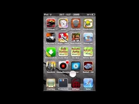 Lire Vidéo Format AVI et plus sur IPhone Grace a AVPLAYER