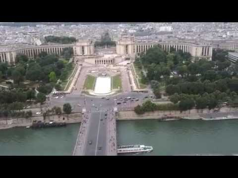 Eiffel Tower & Trocadero - Paris - TOURIST DESTINATION