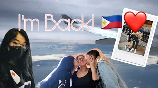 HI PHILIPPINES I'M BACK! (Seeing someone after 2 years!!!!!!!) | Gwyneth Leigh