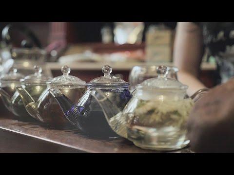 Красивые цветочные чаи. Каркаде, синий чай, снежная хризантема, клитория и добавки