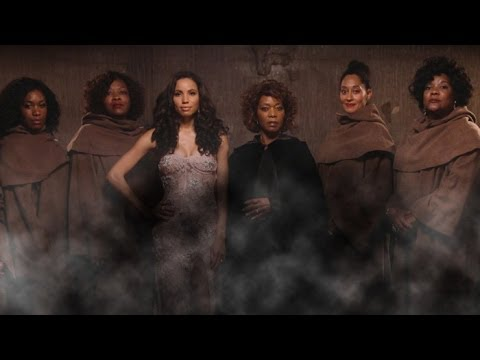Black Women Run Hollywood w Jurnee Smollet, Alfre Woodard, Retta, Loretta Devine & Meagan Good