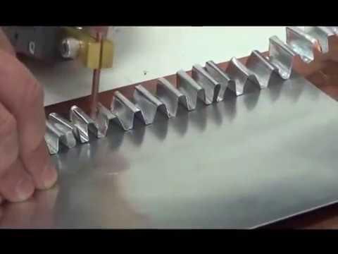 Spot welding aluminum sheets youtube spot welding aluminum sheets sciox Gallery