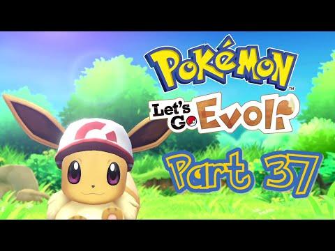Ein freches Team Rocket Mitglied! | 037 | Pokemon Lets Go Evoli