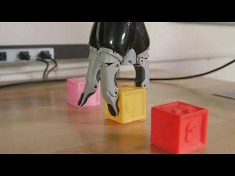 Summer of Research: Making Robots Smarter, and More User Friendly