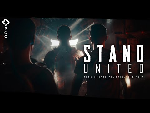 PUBG - Stand United: PGC 2019 Trailer