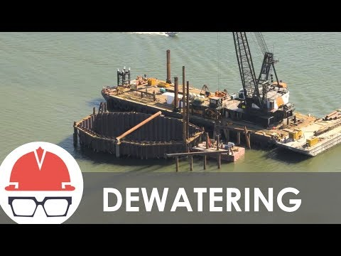 How are Underwater Structures Built?