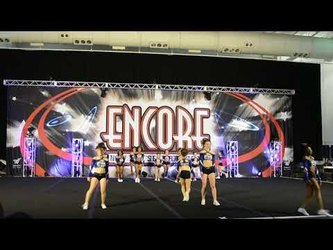 CJA Bombshells Extra Small Senior 5 Encore