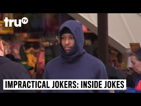 Impractical Jokers: Inside Jokes - Sal's New Pen Pal | truTV