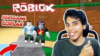 ODO DAN STRESMEN NYOBAIN MINIGAME KOCAK DI ROBLOX - ROBLOX #3
