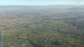 Aerial View✈️🚁 🚡 🛩️ 🦅 By The P I A Landing In The Morning At Islamabad Airport