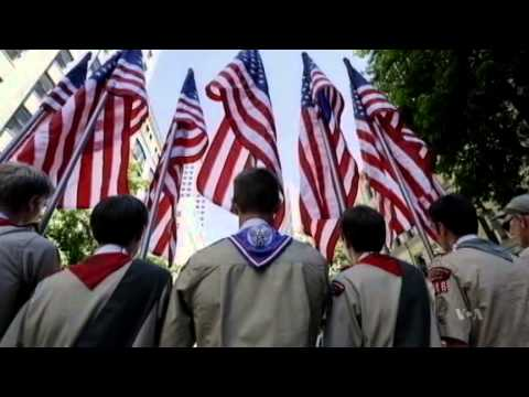 Boy Scouts of America Lifts Ban on Gay Leaders