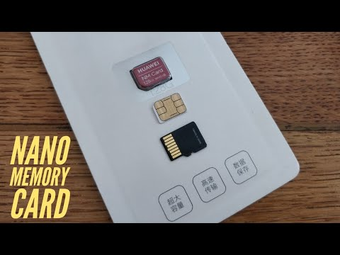 NANO MEMORY Card (NM CARD) by Huawei