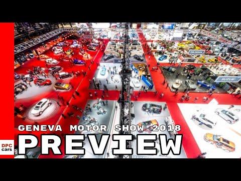 Preview - Geneva Motor Show 2018