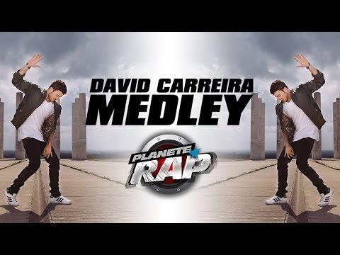 David Carreira - Medley en live #PlanèteRap