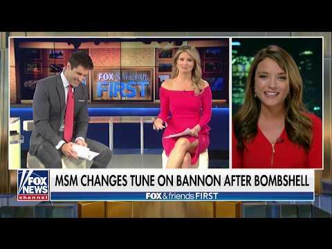 Kristin Tate Blasts Liberal Media on Fox News