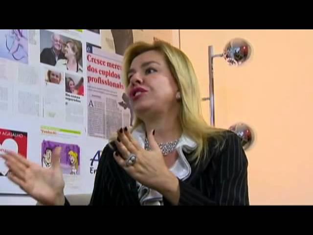 Cláudya Toledo no Papo Vanguarda da Globo