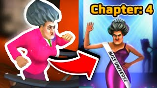 SCARY TEACHER 3D! WEIGHT FOR IT - Party Never Ends! Gameplay - Walkthrough - Chapter 4 Android - iOS