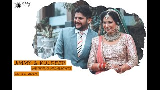JIMMY KOTKAPURA & KULDEEP | PARMISH VERMA | Wedding Highlights | Mathhi Mathhi |Aam Banda Jimmy