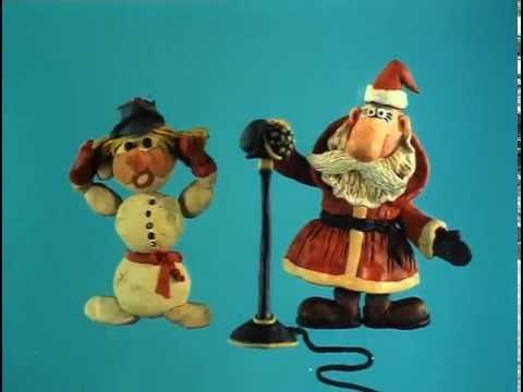 Новогодняя песенка деда мороза мультфильм 1983