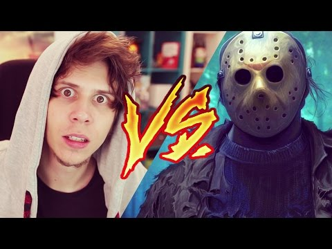 Thumbnail: RUBIUS VS JASON | Friday The 13th