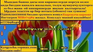 Улан Осмон уулу шам жагалы караоке