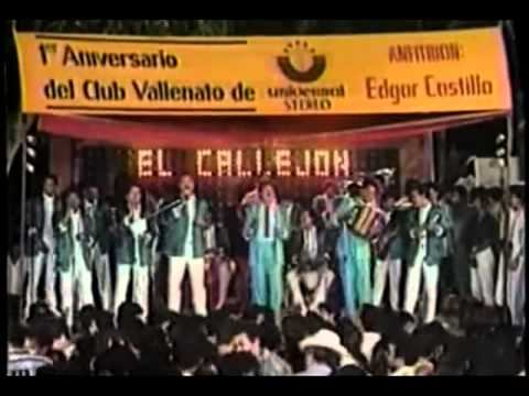 Exitos en Video de Rafael Orozco Vallenato Binomio de Oro By Luis Vallester