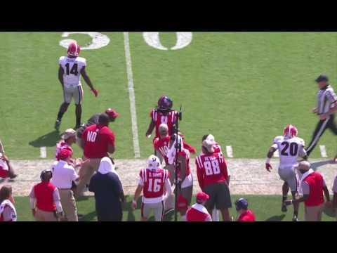 Ole Miss Football vs Georgia (9-24-16)