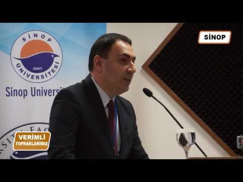 Sinop Karadeniz Balıkçılık Çalıştayı