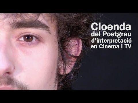 Cloenda Del Postgrau D'Interpretació En Cinema Als Texas.