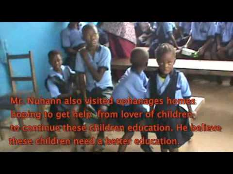 VCIL 2016 Travel to Liberia, West Africa