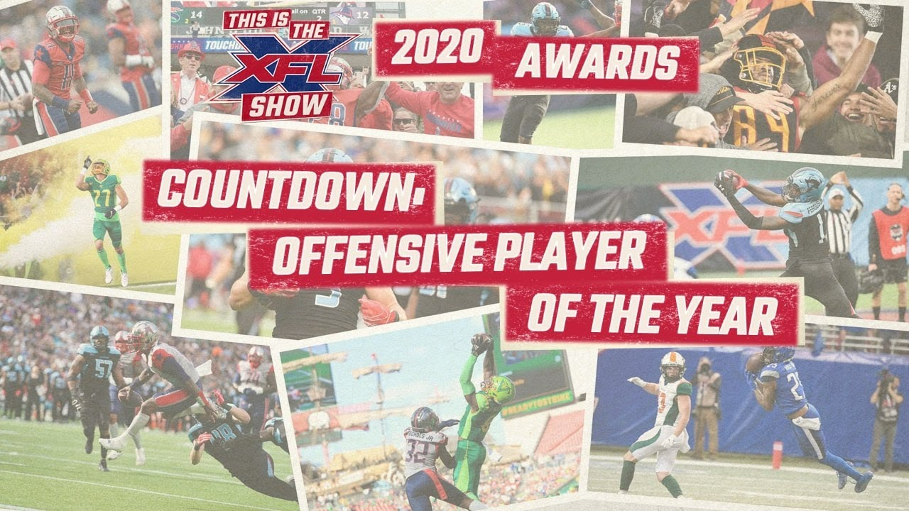 This is the XFL Show | Episode 124: Countdown - Top Offensive Players of #XFL2020
