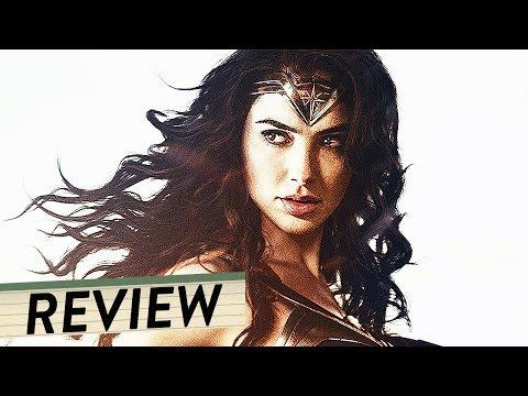 WONDER WOMAN Trailer Deutsch German & Review, Kritik (HD) | DC Comics 2017