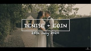 Denise & Eoin Wedding at The Village Barn