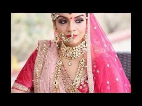 Rajasthani Royal Bridal Dress Look