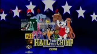 Hail to the Chimp PS3 Menu Music