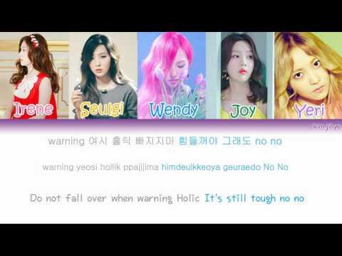 Red Velvet (레드벨벳) – Yossism (여시주의)(OST. Telemonster) Lyrics (Han|Rom|Eng|Color Coded)