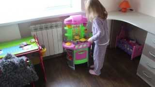 Детская кухня Елизаветы(все начинается еще в детстве ) Моя страничка ВКонтакте: http://vk.com/lisa.lubarskaya #детскаякухня #Жучок #игрушки., 2013-04-27T11:47:07.000Z)