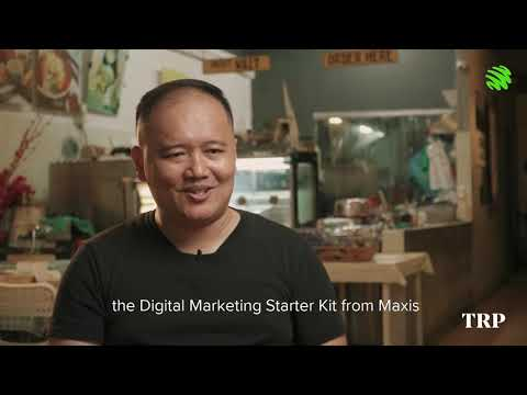 Digitalise your SME with the Maxis Digital Marketing Starter Kit