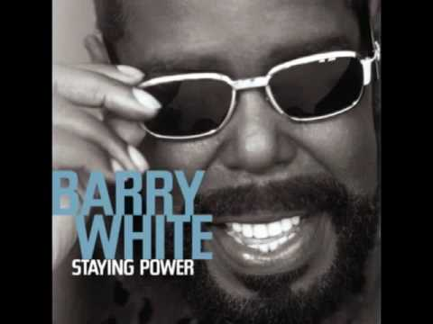 Barry White - Staying Power (1999) - 10. Slow Your Roll