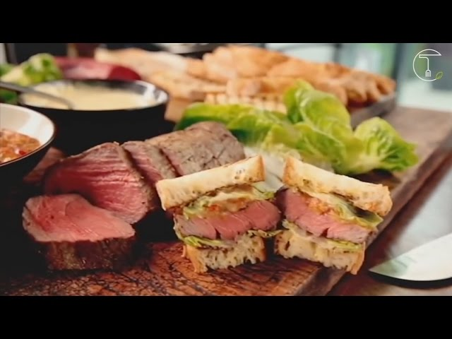 ?????????????? ?The Ultimate Steak Sandwiches? Gordon Ramsay