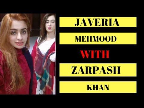 javeria mehmood nutritionist introduces zarpash khan makeup artist
