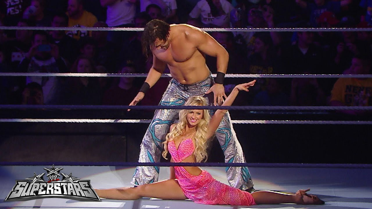 Fandango wrestler dating