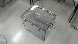 폴리카보네이트 케이스 만들기 (CNC조각기)