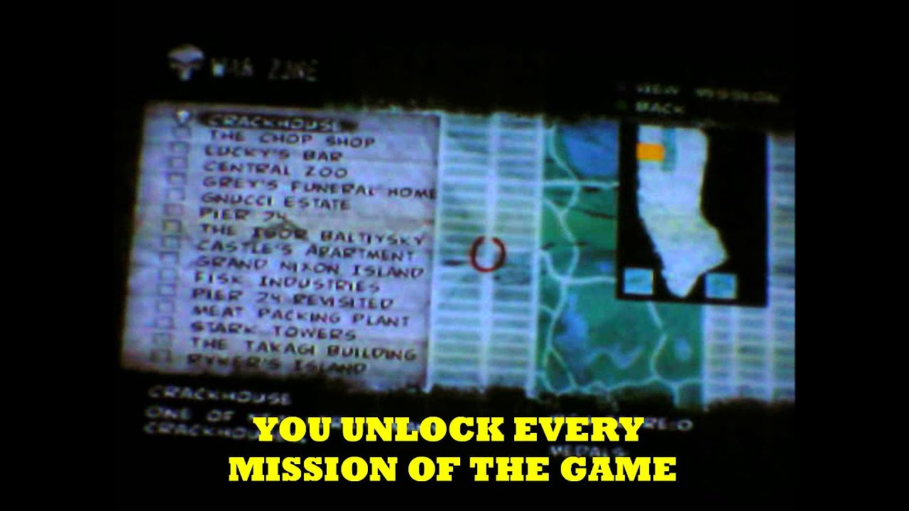 The punisher cheats & codes for playstation 2 (ps2) cheatcodes. Com.