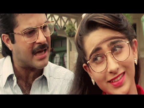 Karishma Kapoor Irritates Anil Kapoor - Andaz, Comedy Scene 10/22