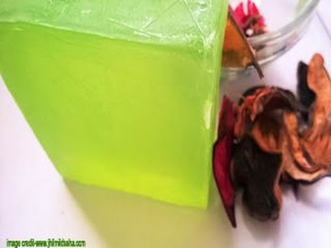 Learn To Make Aloe Vera Soap Onlymyhealth Com Youtube