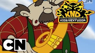 Codename: Kids Next Door - Operation: O.O.M.P.P.A.H.