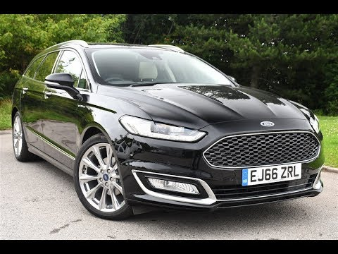 used ford mondeo 2 0 ecoboost 5dr auto vignale shadow. Black Bedroom Furniture Sets. Home Design Ideas