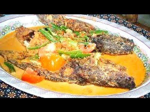 mangut-lele---delicious-catfish-curry---culinary-of-yogyakarta-indonesia---wisata-kuliner-[hd]