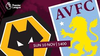 Wolves 2 - 1 Aston Villa | Extended Highlights